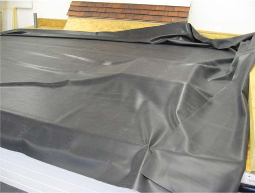 Rubber Roof Installation Guides Flat Roofing For Diy