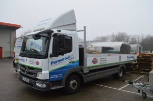 Permaroof New Vehicle | Flat Roof News