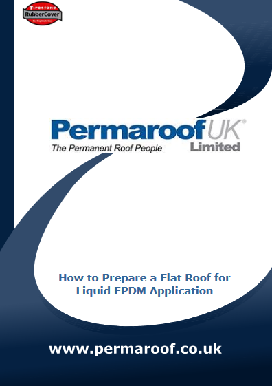 How to Prepare a Flat Roof for Liquid EPDM Application